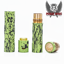 Twiztid Stack 20700 Mech & REV-25 Cap by Purge Mods
