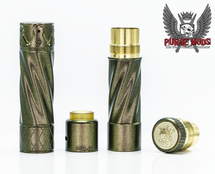 King Stack 20700 Mech MOD & PRG-25 Cap by Purge Mods