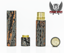 The Truck Stack 20700 Mech MOD & Silencer Cap by Purge Mods