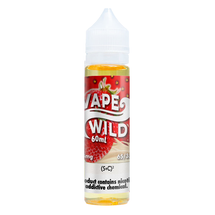 Vape Wild E-Liquid - S+C² (Strawberries & Cream)