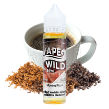 Vape Wild E-Liquid - Morning Ritual