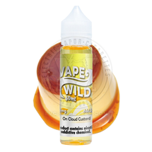Vape Wild E-Liquid - On Cloud Custard