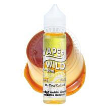 Vape Wild E-Liquid - On Cloud Custard