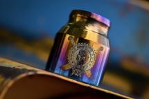 Grenade 20700 | 21700 Cap by Comp Lyfe