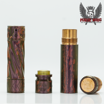 King Stack 20700 Mech MOD & Headshot Cap by Purge Mods