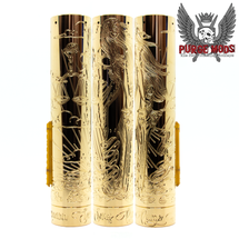 "The Stacked Piece ""Lady Justice Edition"" Mech MOD by Purge Mods"