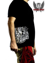 Purge Suicide King Hagermann Series T-Shirt by Purge Mods
