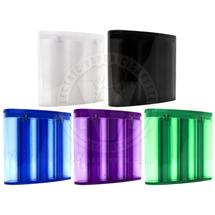 Quad 18650 Magnetic Flask Battery Case