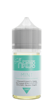Naked 100 Salt E-Liquid - Mint