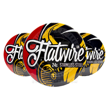 10' SS316L Wire Spool by Flatwire UK