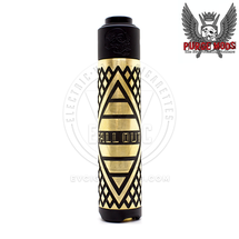 The Fallout 21700 Mech MOD & Skull RDA by Purge Mods