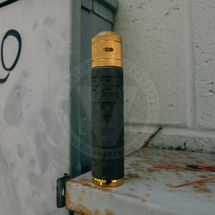 The Battle Cry Mech MOD (OD Green) & Mini Cap 24 by Comp Lyfe