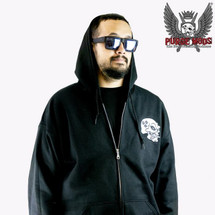 Purge Zip Up Hoodie by Purge Mods