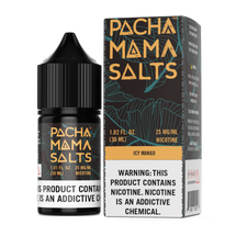 Pachamama Salt E-Liquid - Icy Mango