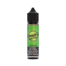 Straight Up E-Liquid - Apple