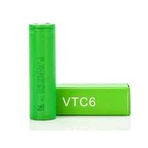 Sony 18650 VTC6 3000mAh Battery - 15A