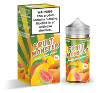 Fruit Monster E-Liquid - Mango Peach Guava
