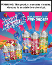 Fruit Monster Salt E-Liquid Bundle (3x Flavors)