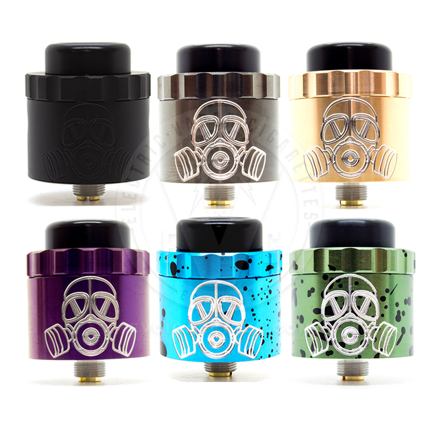 GEAR EDITION Apocalypse 25mm RDA
