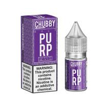 Chubby Vapes Salt E-Liquid - Purp