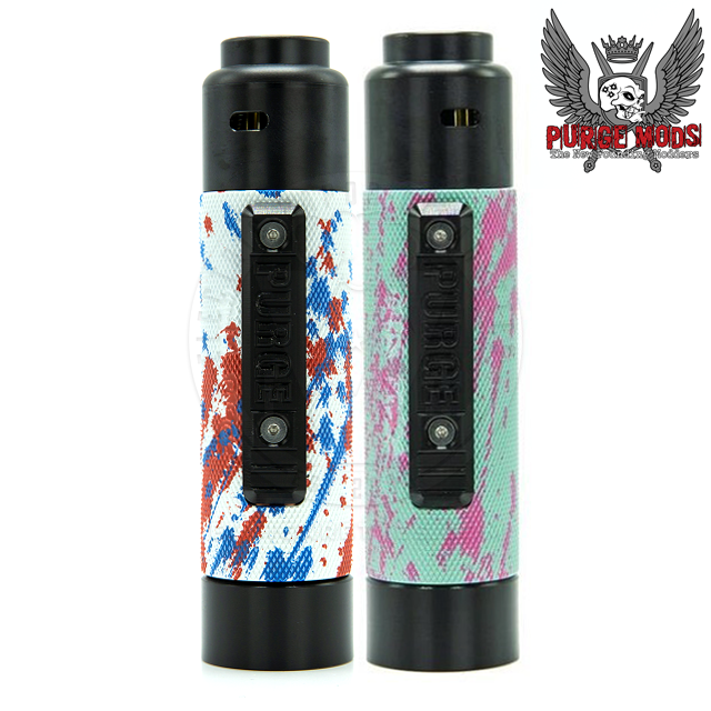 Get your Limited Edition Slim Piece Mech MOD Kit HERE!