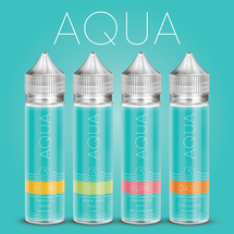 *CLEARANCE PRICED* Aqua E-Liquid | E-Juice