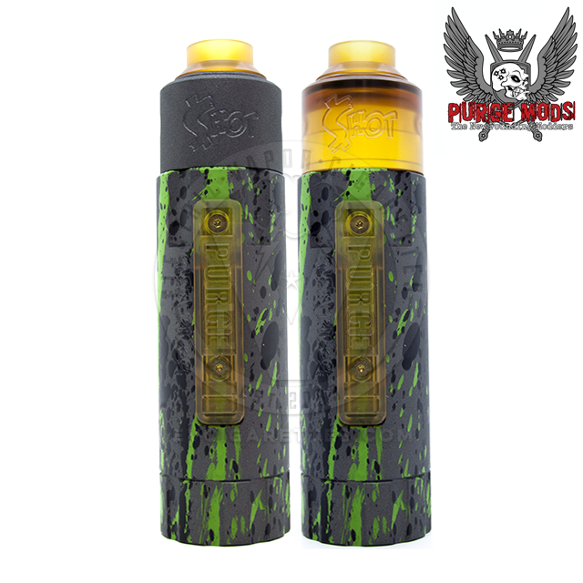 Slam Piece Mech MOD & Money Shot Cap Bundle