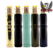 Turbo 20700 Mech MOD & Silencer Cap Bundle by Purge Mods