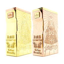 Kabuto 20700 Parallel Mechanical Box MOD by Dead Man's Hand Elixir x MRN