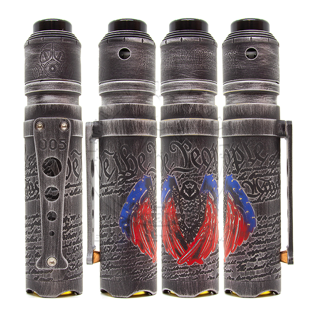 Get The Limited Edition OG Grip 20700 Mech MOD  Kit HERE!