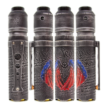 The Grip 20700 Mech MOD Kit (Limited Edition) by Immortal Modz