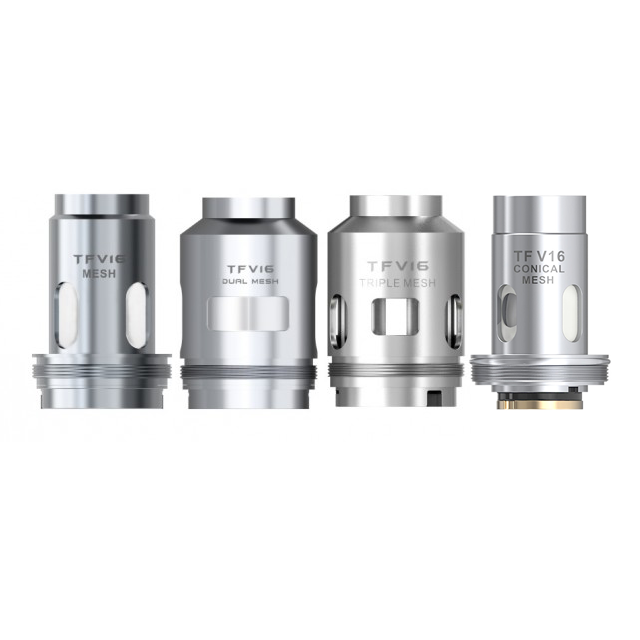 TFV16 Atomizer Coil Heads (3pcs)