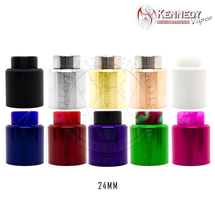 Kennedy 24mm Top Cap by Kennedy Vapor