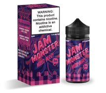 Jam Monster E-Liquid - Mixed Berry Jam