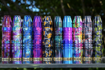 Predator Magnum 21700 Mech MOD & Cap (Limited Edition) by Comp Lyfe