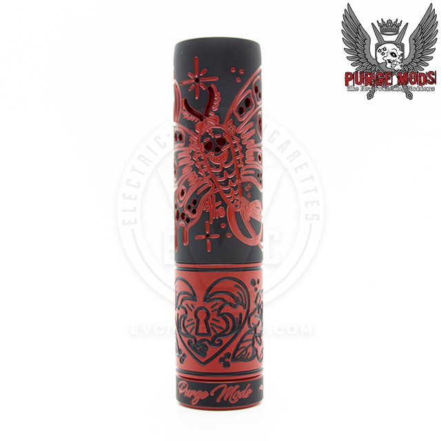 Black/Red Pandora 20700 Mech MOD