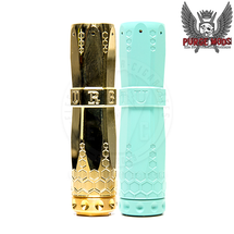 Turbo 20700 Mech MOD by Purge Mods (Brass / Robin Egg)