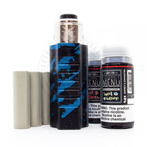 RuleBreaker 21700 Series Mechanical Box MOD Kit Bundle (Green Monday Deal) by Vaperz Cloud