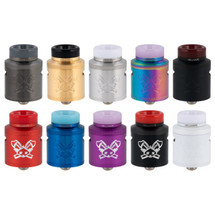 Dead Rabbit v2 24mm RDA by Hellvape x Heathen