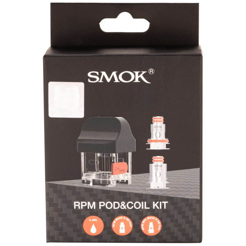 Smok RPM40 AIO Pod Replacement