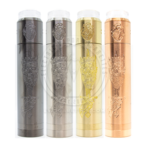 "Suicide King ""King of Hearts"" 21700 Mech MOD Kit by Deathwish Modz"