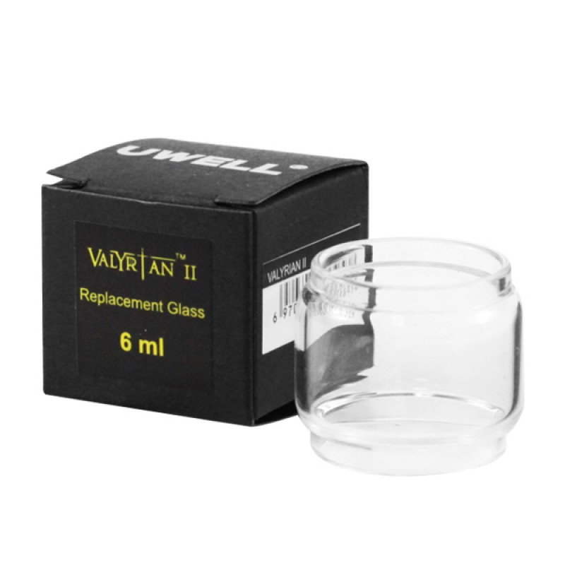 Valyrian II Glass Tank Replacement (1pc)
