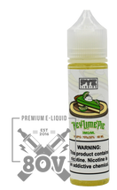 Pye Liquids & 80V E-Liquid - Key Lime Pie