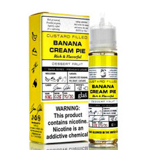 Glas Basix E-Liquid - Banana Cream Pie