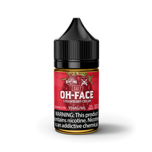 Beantown Vapor x 80V Salt E-Liquid - Oh Face