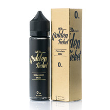 MET4 Vapor x Saveur Vape E-Liquid - Golden Ticket
