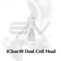Innokin iClear 30 Dual Coil Head Replacement (1pc)