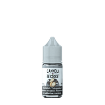 Cassadaga Salt E-Liquid - Cannoli Be Cookie