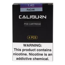 Caliburn / Koko Pod Replacement by Uwell (4pc)