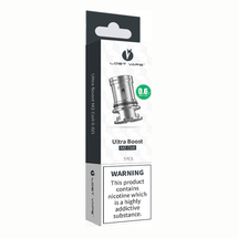Q-ULTRA Coil Replacement by Lost Vape (5pcs)